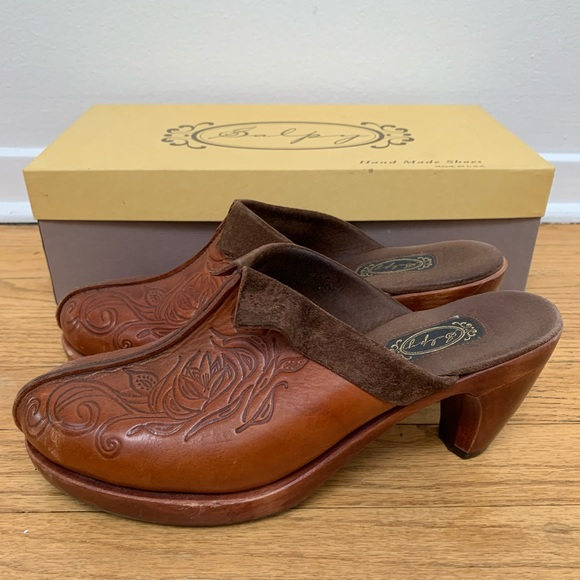 Salpy Shoes - Salpy Leather Clog